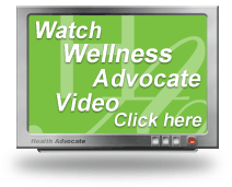 Watch Wellness Advocate Video
