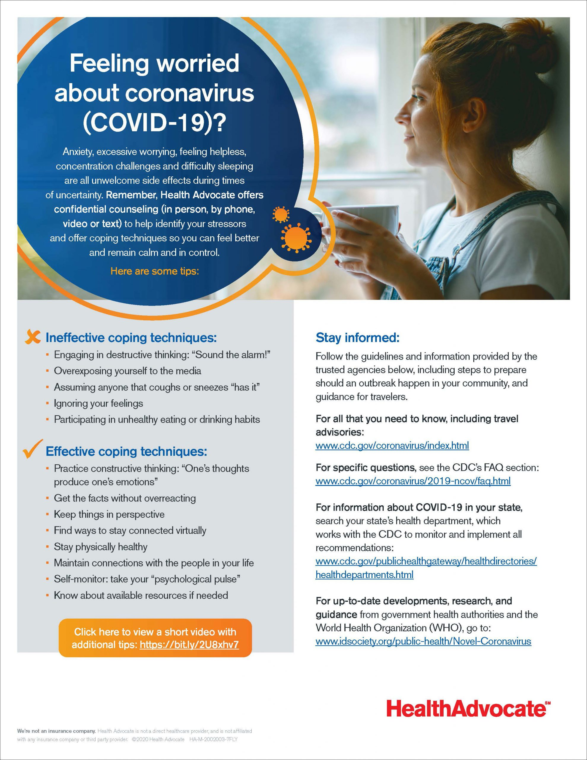 Coronavirus (COVID-19) Resources 18